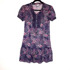 Heritage 1981 | Forever 21 Sheer Floral Dress M